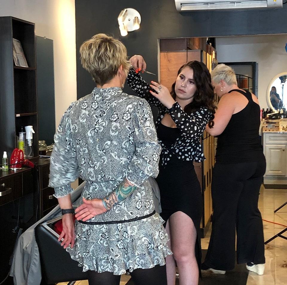 Ashley & Rebecca - Natural Hair Salon Oceanside San Diego