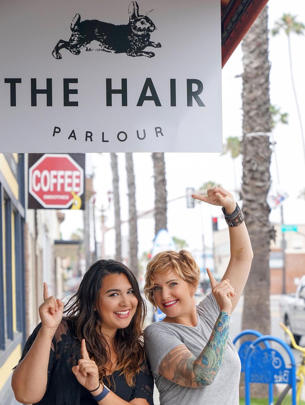 Sisters in law - Natural Hair Salon Oceanside San Diego